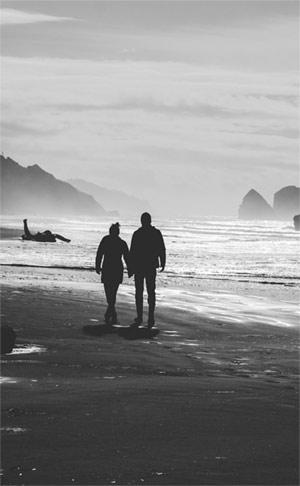 Trennung - Wenn der Partner geht